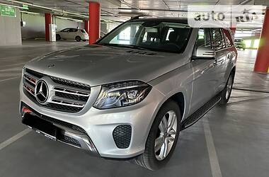 Цены Mercedes-Benz GLS 450 Бензин