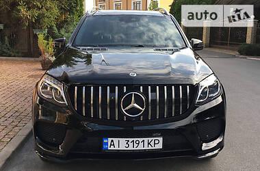 Цены Mercedes-Benz GLS 450 Бензин