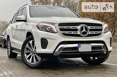 Ціни Mercedes-Benz GLS 450 Бензин