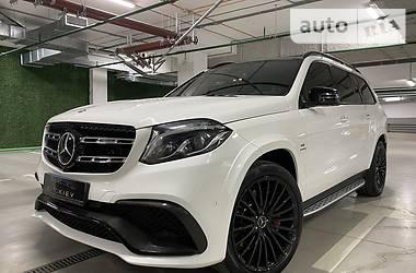 Цены Mercedes-Benz GLS 63 Бензин