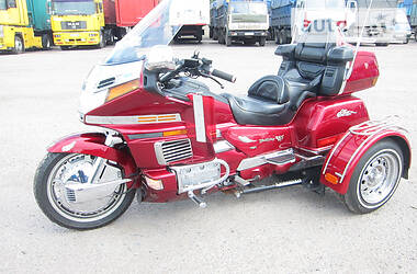 Цены Honda Gold Wing Бензин