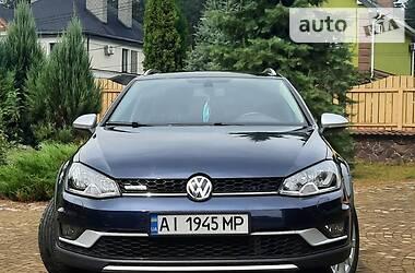 Цены Volkswagen Golf Alltrack Бензин