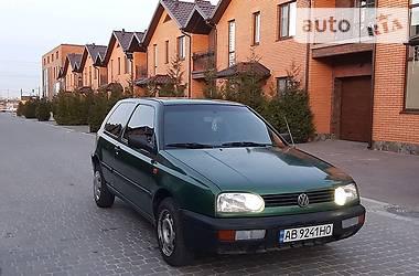 Ціни Volkswagen Golf III Бензин