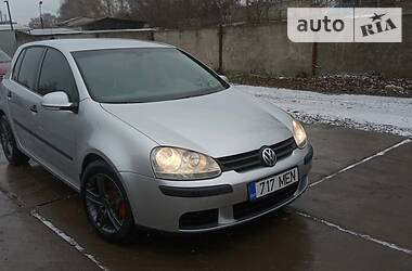 Цены Volkswagen Golf V Бензин