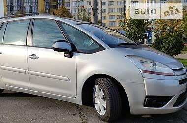 Цены Citroen Grand C4 Picasso Бензин
