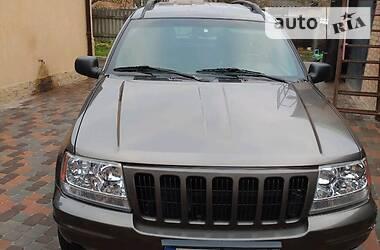 Цены Jeep Grand Cherokee Бензин