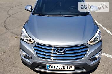 Цены Hyundai Grand Santa Fe Бензин