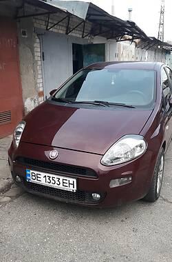 Ціни Fiat Grande Punto Бензин