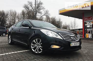 Цены Hyundai Grandeur Бензин