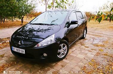 Цены Mitsubishi Grandis Бензин