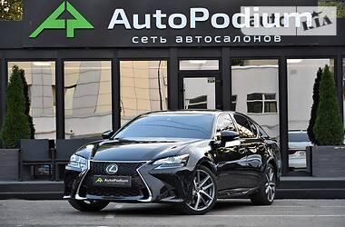 Цены Lexus GS 350 Бензин