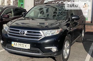 Цены Toyota Highlander Бензин