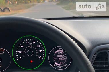 Цены Honda HR-V Бензин