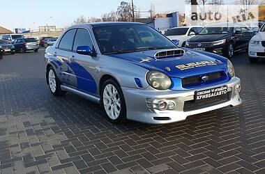 Цены Subaru Impreza  WRX STI Бензин