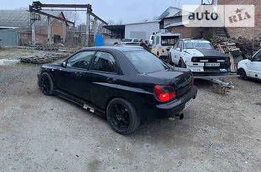 Ціни Subaru Impreza  WRX STI Бензин