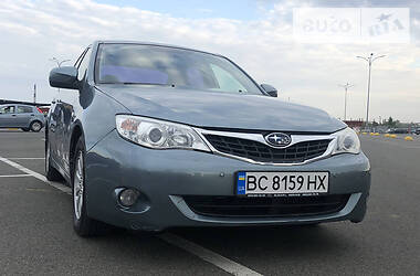 Ціни Subaru Impreza Бензин