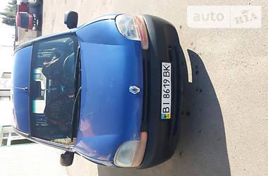 Цены Renault Kangoo пасс. Бензин