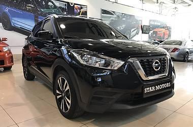 Цены Nissan Kicks Бензин