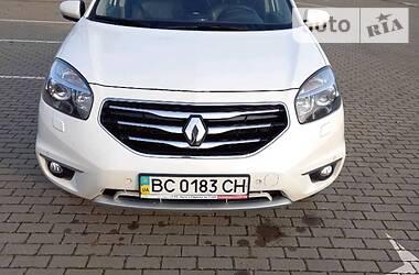 Ціни Renault Koleos Бензин