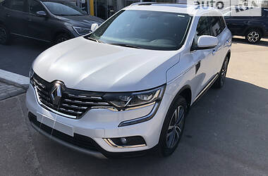 Цены Renault Koleos Бензин