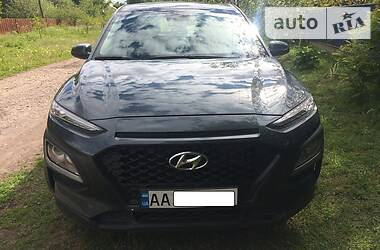 Цены Hyundai Kona Бензин