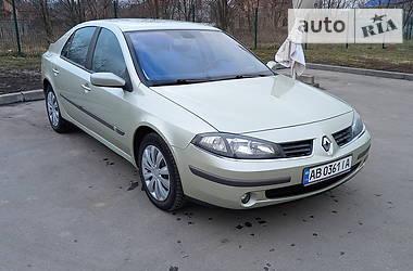 Цены Renault Laguna Бензин