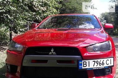 Цены Mitsubishi Lancer Evolution Бензин