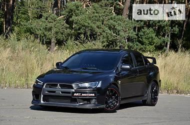 Ціни Mitsubishi Lancer Evolution Бензин