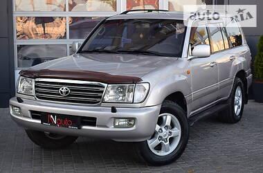 Цены Toyota Land Cruiser 100 Бензин