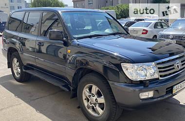 Ціни Toyota Land Cruiser 100 Бензин