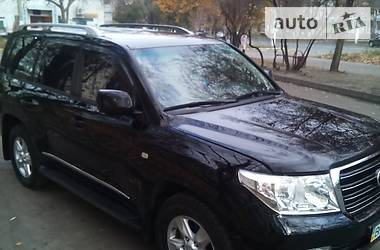 Цены Toyota Land Cruiser 200 Бензин