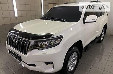 Цены Toyota Land Cruiser Prado 150 Бензин