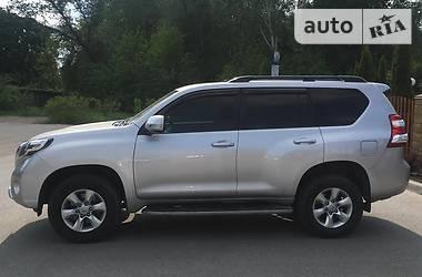 Ціни Toyota Land Cruiser Prado 150 Бензин