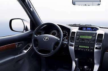 Цены Toyota Land Cruiser Prado Бензин