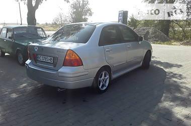 Цены Suzuki Liana Бензин