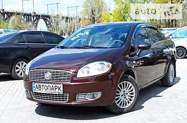 Ціни Fiat Linea Бензин