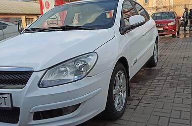Цены Chery M11 Бензин