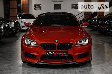 Цены BMW M6 Бензин