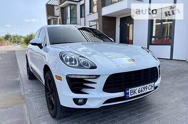 Цены Porsche Macan Бензин