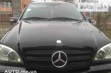 Цены Mercedes-Benz ML 320 Бензин
