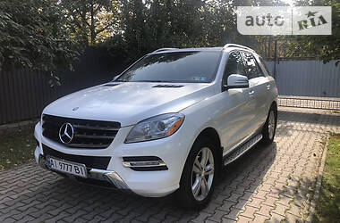 Ціни Mercedes-Benz ML 350 Бензин