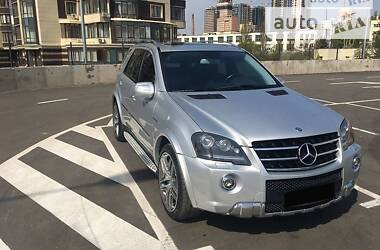 Цены Mercedes-Benz ML 63 AMG Бензин