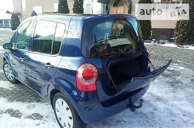 Цены Renault Modus Бензин