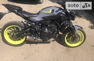 Цены Yamaha MT-07 Бензин
