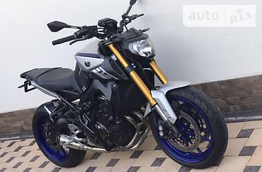Цены Yamaha MT-09 Бензин