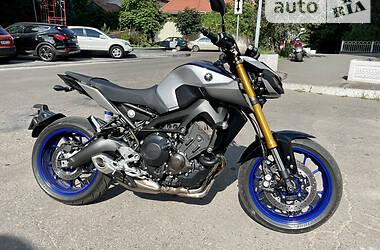 Ціни Yamaha MT-09 Бензин