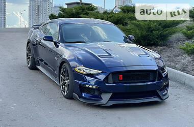 Цены Ford Mustang GT Бензин