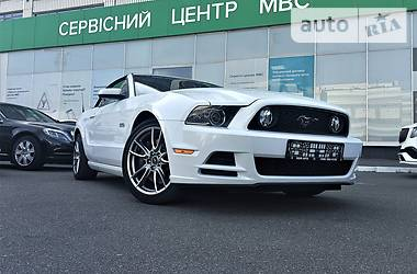 Цены Ford Mustang Бензин