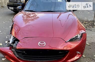 Цены Mazda MX-5 Бензин