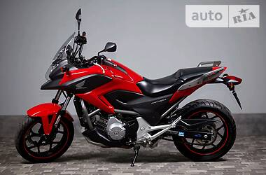 Ціни Honda NC 700X Бензин